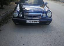 Mercedes Benz E 240 1998 For sale - Blue color