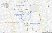 Third Floor  apartment for rent with 2 rooms - Jeddah city Al Faisaliah