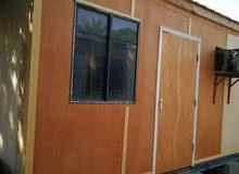 غرف كرفانات للايجار