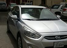 Automatic Silver Hyundai 2016 for sale