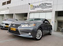 Lexus ES 2015 For sale - Grey color