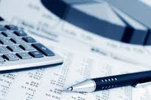 خدمات مالية ومحاسبة وضريبة