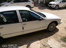 Gasoline Fuel/Power   Chevrolet Caprice 1995