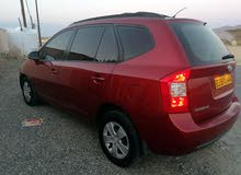 Gasoline Fuel/Power   Kia Carens 2008