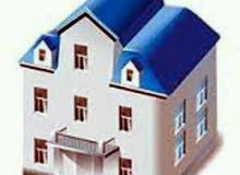 بيت للبيع ضاحية الأمير حسن قرب مسجد دروزة . الأرض 304م طابقين مساحة الطابق 110م