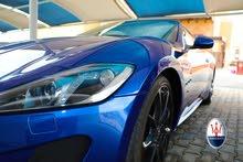 Maserati Grand Turismo Sports 2013