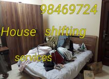 House shifting services from any place carpenter And Labour available