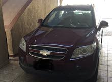Used condition Chevrolet Captiva 2010 with 130,000 - 139,999 km mileage