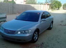 Automatic Blue Hyundai 2008 for sale