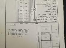 ارض سكنية ولاية بدبد السيح الأحمر مربع 6 موقع ممتاز