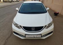 2013 Used Civic with Automatic transmission is available for sale