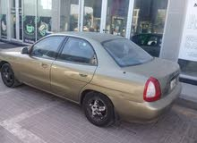 Manual Gold Daewoo 1997 for sale