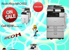Ricoh MP c 4502