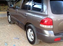 2005 Used Santa Fe with Automatic transmission is available for sale