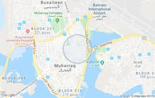 flat for rent at Muharraq 2 bedrooms, hall , 2 bathrooms and kitchen