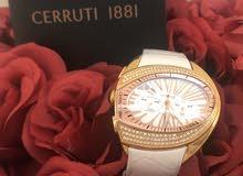 للبيع ساعة Cerruti 1881 ألماس
