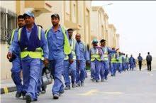يوجد لدينا عمال يمنيه  في جميع المجالات