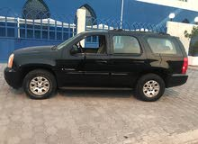 Black GMC Yukon 2007 for sale