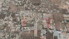 قطعة أرض للبيع السبعة - مشروع الموز 250 متر