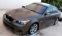 Brown BMW 545 2004 for sale