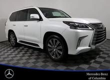 Used condition Lexus LX 2016 with 20,000 - 29,999 km mileage