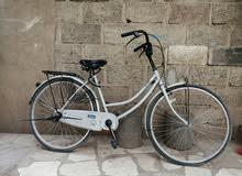 للبيع دراجة هوائية صناعة ياباني نظييف حجم كبير
