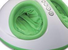 اجهزة مساج للقدمين حراري يعتبر احد أنظمة العلاج الطبيعي مع كفالة