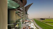 تملك شقة بقلب مدينة الميدان باطلالة على ابراج دبي الشاهقة , بارخص سعر للقدم في الميدان.