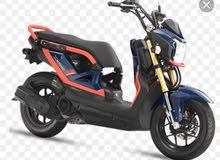 Honda Zoomer X 2018