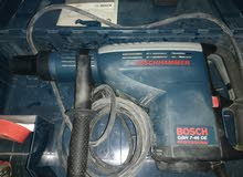 Bosch - GBH 7- 46 DE Rotary Hammer with SDS - max