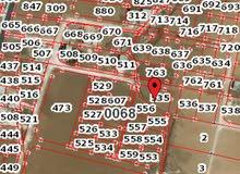 ارض للبيع مساحة 750متر مربع