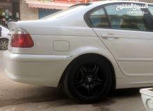 +200,000 km BMW 318 2004 for sale