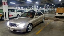 Used 2002 Mercedes Benz S 500 for sale at best price
