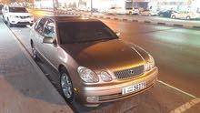 Lexus GS for sale in Sharjah