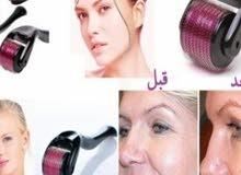 ديرما رولر لعلاج الوجه
