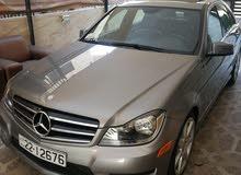 For sale Mercedes Benz C 250 car in Amman