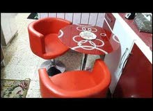 Baghdad – A Tables - Chairs - End Tables that's condition is Used