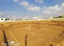 ارض سكنية للبيع خلف الطنيب/اللبن