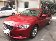 Urgent Sale Mazda 6 model 2014