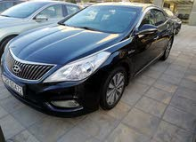 For sale Hyundai Azera car in Amman