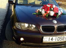 BMW 318 2004 For sale - Maroon color