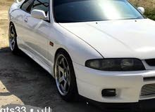 For sale 1995 White GT-R