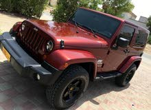 Jeep Wrangler car for sale 2007 in Muscat city