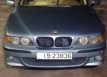 BMW 520 2003 For sale - Turquoise color