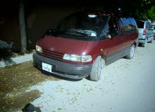 Toyota Previa Used in Tripoli