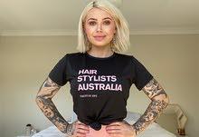 مصفف شعر للعمل فورا في استراليا