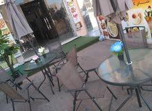 مقهى للبيع داخل فندق البريمي