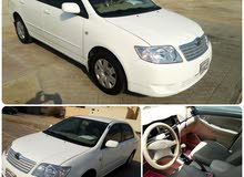 for sale Toyota Corolla 2004 1.6