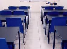 فرصة استثمارية  بسعر مغري /مكتب خدمات تعليمية للبيع