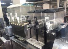 تأمين كافة معدات المقاهي والمطاعم